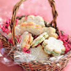 Easter Flower Biscuits
