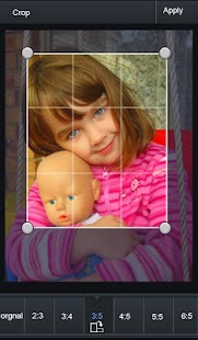 Real Photo Editor - screenshot