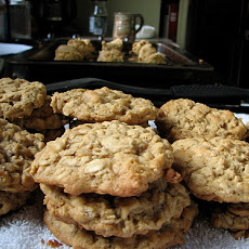 Smells Like Vacation! Oatmeal Cookies