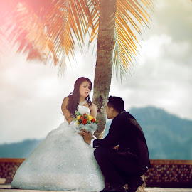 sweet story by Nandy Rery - Wedding Getting Ready (  )