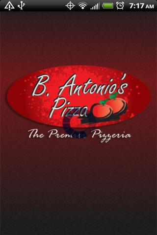 B. Antonio's Pizza