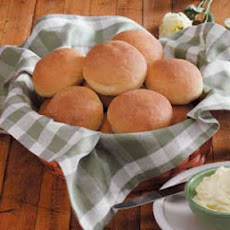 Sour Cream Potato Rolls Recipe
