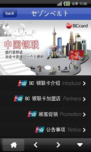 China Union Pay Card