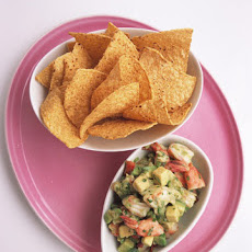 Shrimp and Avocado Ceviche