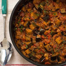 KERALAN AUBERGINE CURRY