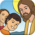 Children's Bible Exodus icon