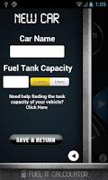 Screenshot of Fuel It