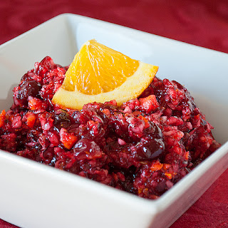 Cranberry-Orange Relish