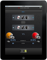 Screenshot of NFL Sports Engine 2015 Lite