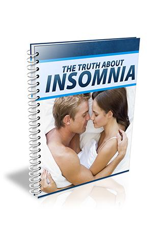 Truth about Insomnia