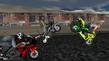 Screenshot of Race, Stunt, Fight, Lite!