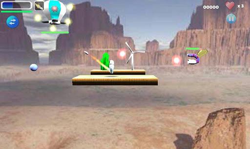 【免費街機App】Robo Revenge-APP點子