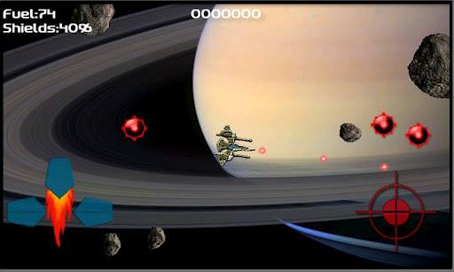 Belted - Asteroid Game