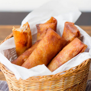 Chinese Pork Spring Rolls Recipes
