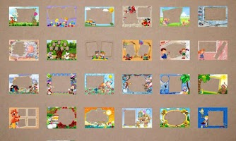 Screenshot of Life Photo Frames