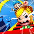 Theme Park Rider Online APK for Bluestacks