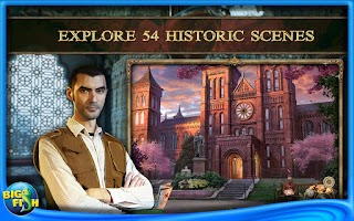 Screenshot of HE: Smithsonian Hidden Object