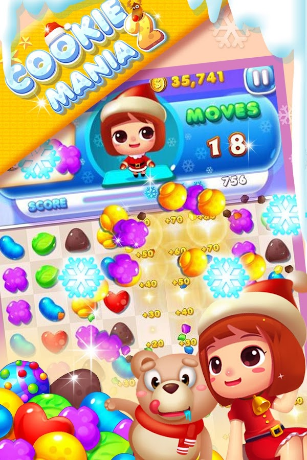 Cookie Mania 2 Screenshot 10