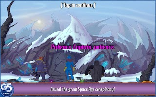 Screenshot of Kaptain Brawe