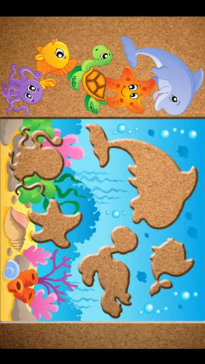 Kids Learning Puzzle - Deluxe