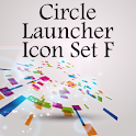 Icon Set F ADW/Circle Launcher icon