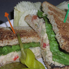 Tuna Fish Sandwich All Grown Up