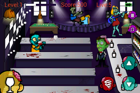 Zombie Inn - screenshot