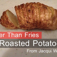 Better Than Fries Roasted Potatoes