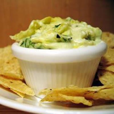 Creamy Artichoke and Spinach Dip