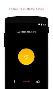 Download Flash Alerts on Call and SMS APK on PC