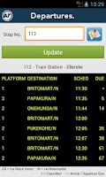 Screenshot of AT Public Transport