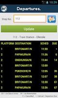 Screenshot of AT Public Transport