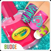 Crayola Nail Party: Nail Salon For PC (Windows And Mac)