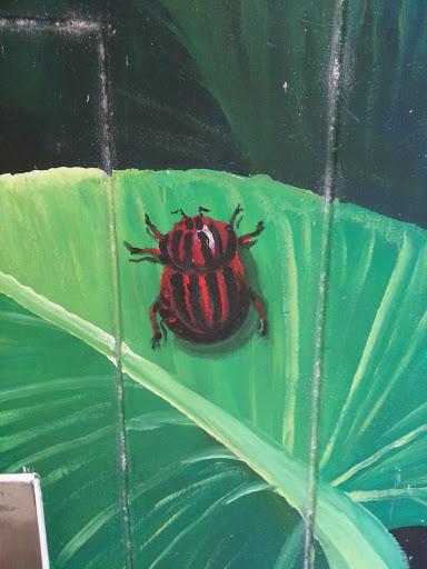 Beetle Mural