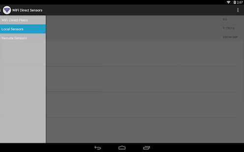 App WiFi Direct Sensors apk for kindle fire | Download ...