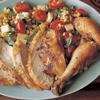 Sea Salt Grilled Chicken Recipes