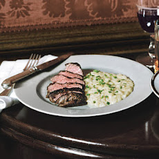 Beef Tenderloin Medallions with Potato