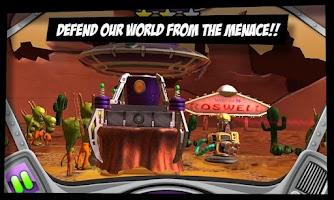 Screenshot of Alien Jailbreak