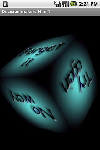 Decision makers 3D Nin1 lite