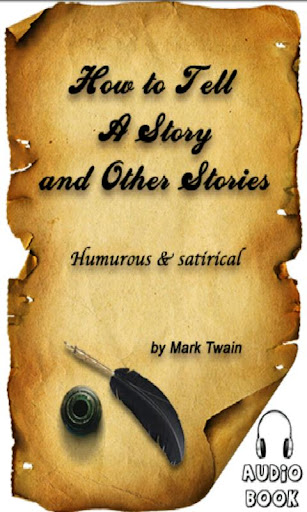 How to Tell A Story Audio