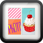 Photo Frame Free:Easy Collage icon