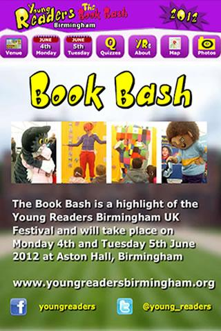 Young Readers UK Book Bash