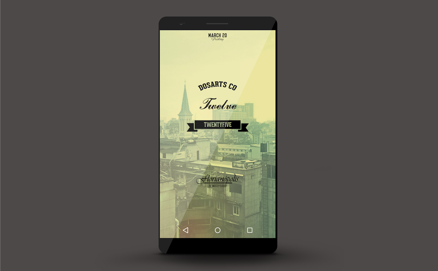 Royal Vintage Zooper Theme Screenshot 4