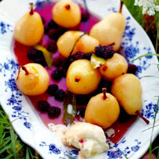 Perfect Poached Pears Recipe
