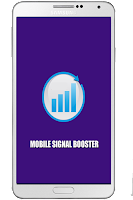 Screenshot of Mobile Signal Booster