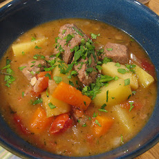 Thick Vegetable Beef Stew