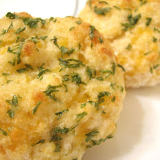 Better Than Red Lobster Cheddar Bay Biscuits