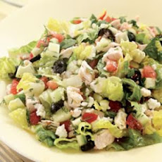 ... Chopped Salad with Red Pepper, Olives, and Feta Recipe | Yummly