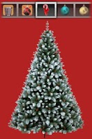 Screenshot of Free Pocket Christmas Tree LWP
