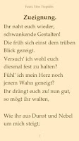 Screenshot of Goethe. Faust. Eine Tragödie.
